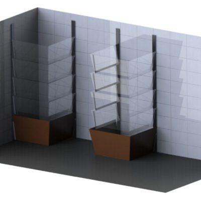 Solidworks render of the final design